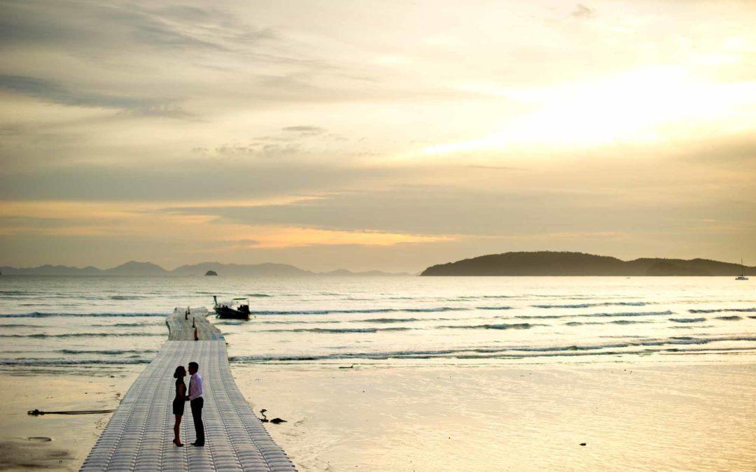 Post Wedding at Centara Grand Beach Resort & Villas Krabi