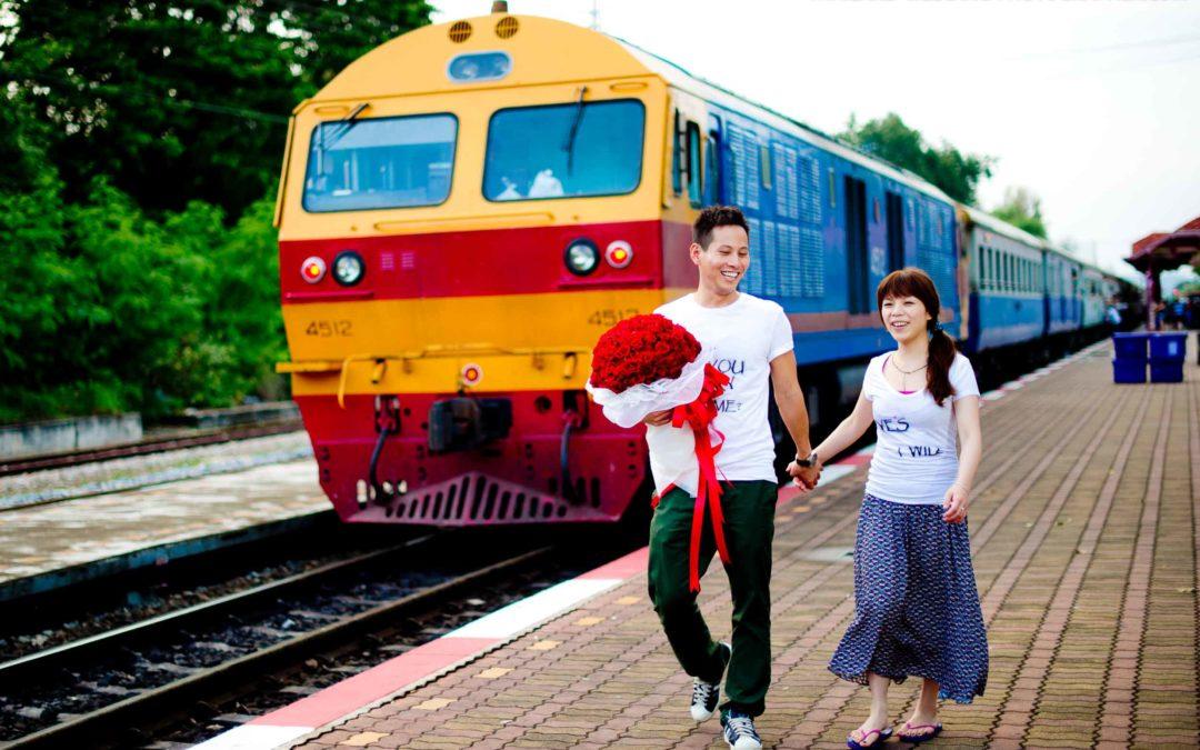 Let's Sea Hua Hin Al Fresco Resort Marriage Proposal