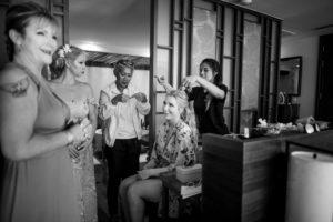 The Sarojin Phang Nga Thailand Wedding