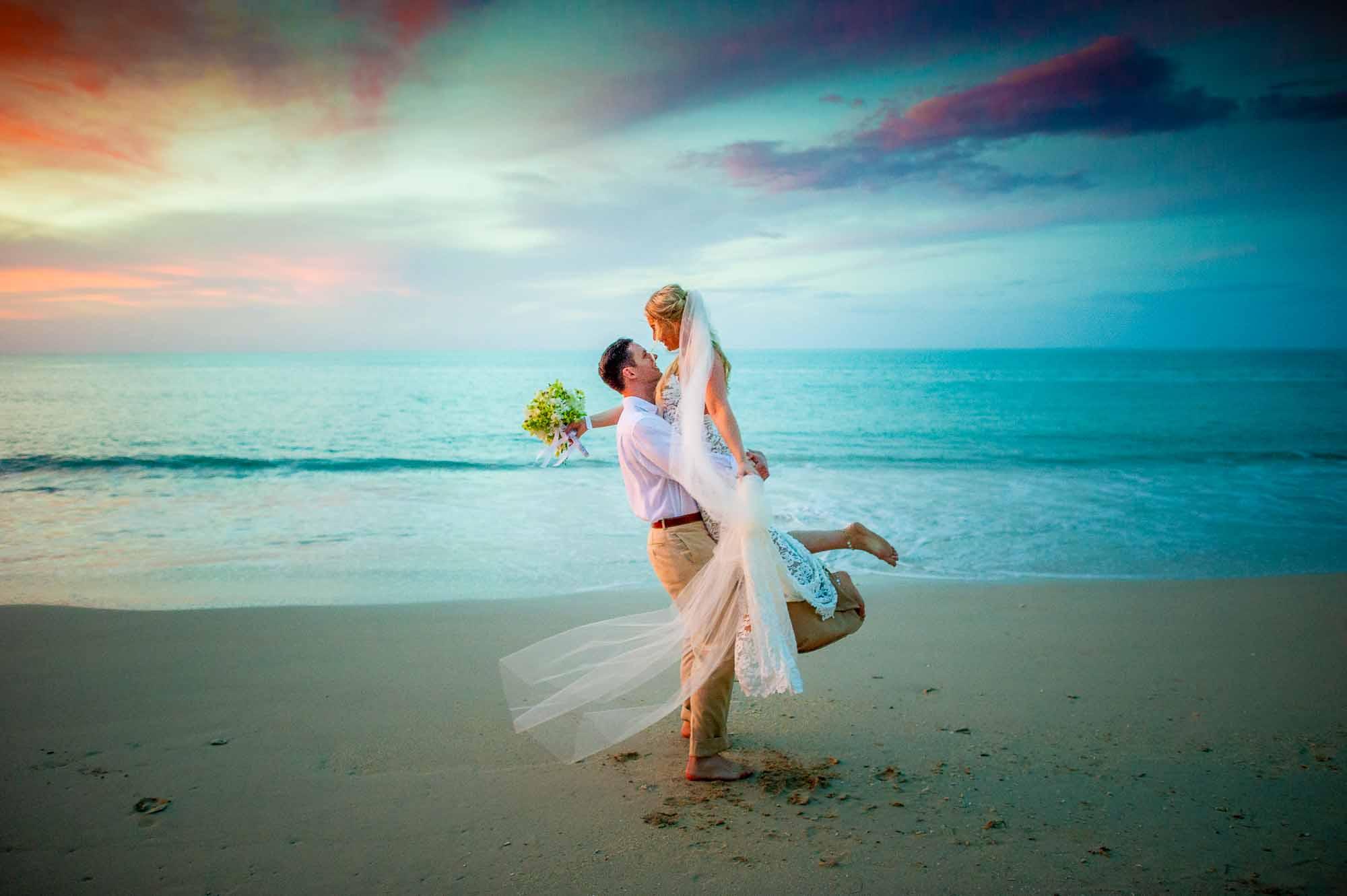 Testimonial - Rickie & Peter - Wedding couple from Australia